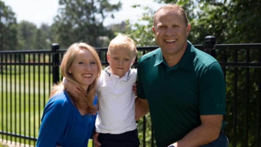 Eli Bremer and family. - ELIFORSENATE.COM