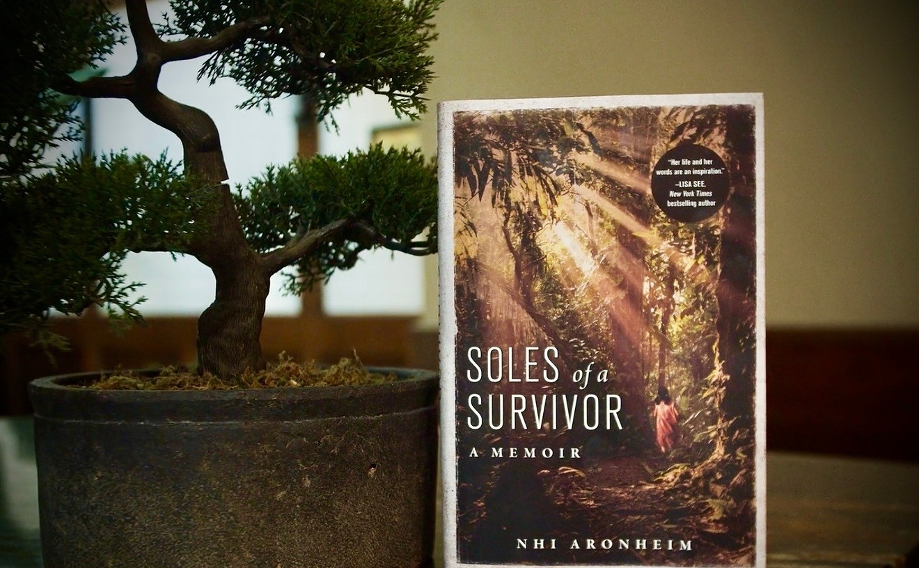 Denver's Nhi Aronheim tells the story of her long journey from Vietnam to Colorado in Soles of a Survivor.