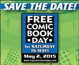 14th Annual Free Comic Book Day