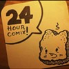 24-Hour Comics Day Has Comic Timing
