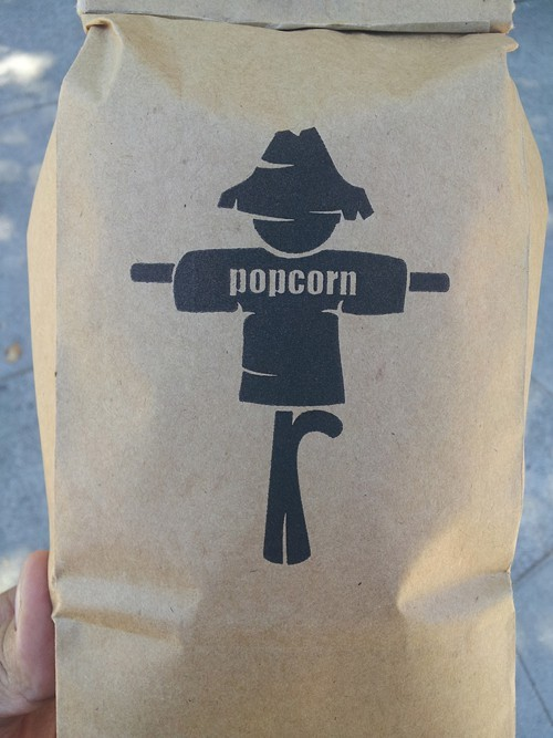 A $3 sampler bag.