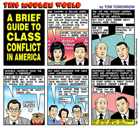 A Brief Guide to Class Conflict in America