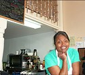 A Cafe Oasis in Deep East Oakland