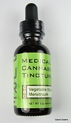 A medical cannabis extract from a California dispensary