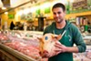 Aaron Lander of Marin Sun Farms used to be a vegetarian.
