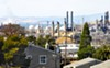 Activists say Chevron's Richmond refinery already emits more air pollution than its permits allow.