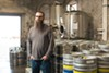 Adam Lamoreaux is looking to add a restaurant at his Linden Street Brewery.