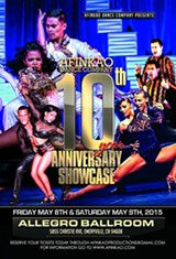 JC LABIO - Afinkao 10th Anniversary Dance Showcase