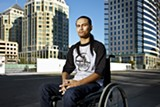 BRAD WENNER - After he got shot, Javier Arango startled at the sound of sirens, gunfire, or someone screaming for help.