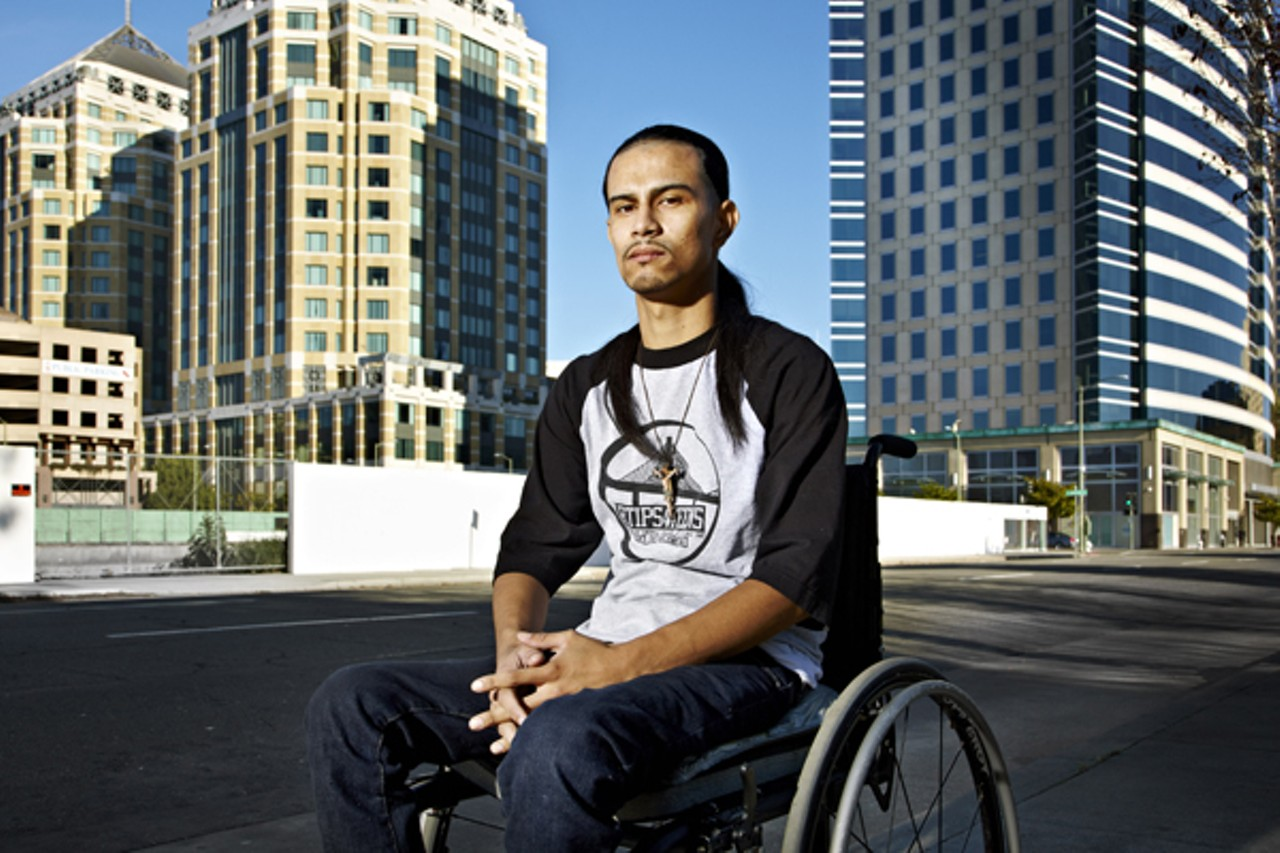 Life, Death, and PTSD in Oakland   East Bay Express
