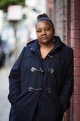 STEPHEN LOEWINSOHN - After her boyfriend beat her severely, Samantha Rogers was denied victim compensation because she was on parole for a nonviolent drug offense.