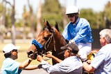STEPHEN LOEWINSOHN - After little success in Los Angeles, Australian jockey Kayla Stra is hoping to win at Golden Gate Fields.
