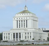 WIKIMEDIA COMMONS - Alameda County courthouse.