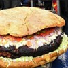 Alameda County Fair's Big Burger