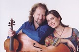 IRENE YOUNG - Alasdair Fraser and Natalie Haas.
