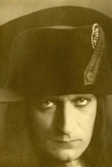 Albert Dieudonné plays the title role in Abel Gance's Napoleon.