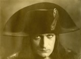 COURTESY PHOTOPLAY PRODUCTIONS - Albert Dieudonné plays the title role in Abel Gance's Napoleon.
