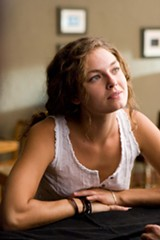 Alexa Davalos stars as Chloe.