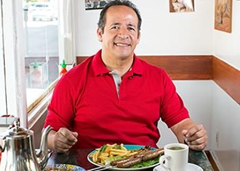 Algerian Food Comes to Berkeley