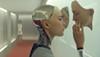 Alicia Vikander stars as a fascinating fembot in <i>Ex Machina</i>.