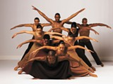 Alvin Ailey American Dance Theater performs Revelations.