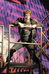 KEVINBERNE.COM - American Idiot was undoubtedly the East Bay theater event of the year.