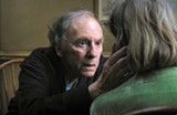 Amour offers a bitter, pitiless take on marriage and old age.