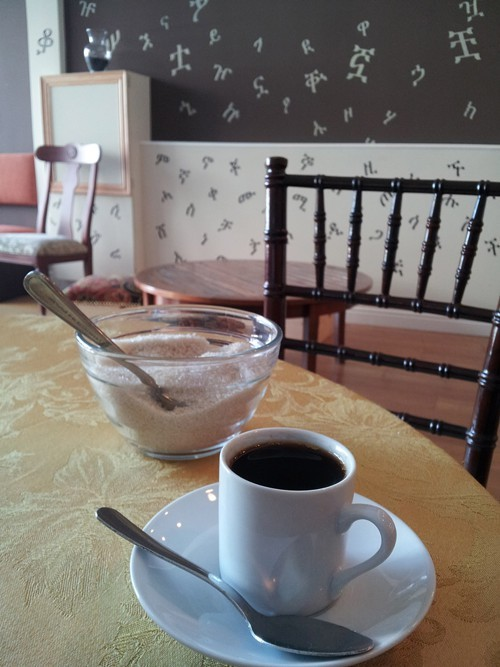 Anfilo Coffee: a different kind of cafe.