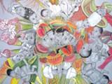"Angie Crabtree's ""Kaleidoscopic."""