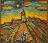 "COLLECTION OF SERGE KOGAN - Annamukhamed Zaripov, ""Ancient Merf"", 1973"