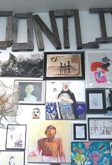 Artwork from Boontling Gallery.