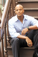 Author Wes Moore.