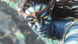 Avatar looks cool at first, but special effects alone can't sustain interest in this movie.