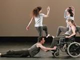 AXIS Dance Company.