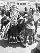 ALAN STROSS OF BERKELEY - Ballet Folklorico.
