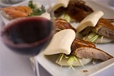 CHRIS DUFFEY - Barolo and duck: Magnificent but pricy.