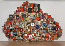 "Barry McGee's ""Untitled."""