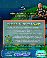 BASHAR COMMUNICATIONS - Bashar Event in Oakland, April 11, 2015