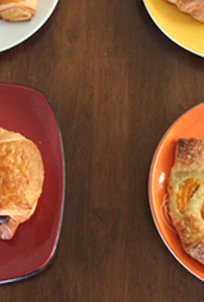 Battle of the East Bay Croissant