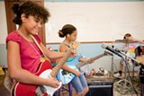 Bay Area Girls Rock Camp.