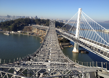Bay Bridge Steel To Be Made Available For Reuse In Public Art Projects