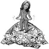 CRAIG LAROTONDA/REVELATION STUDIOS - Before her resignation, Statham projected deficits.