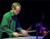 Ben Adams at the Bay Street Beat Arts & Music Festival in Emeryville on Sunday.