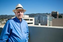 Mayor Tom Bates. - BERT JOHNSON / FILE PHOTO