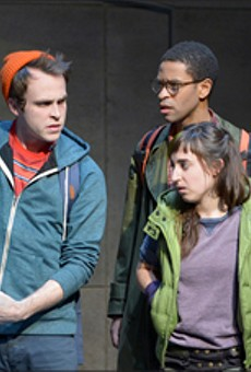 Berkeley Rep's 'Troublemaker' Bridges Comic Absurdism and Theatrical Realism