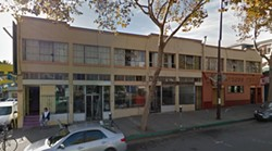 40 Acres' must cease operations at its San Pablo Ave. location, the Berkeley City Council voted. - VIA GOOGLE MAPS