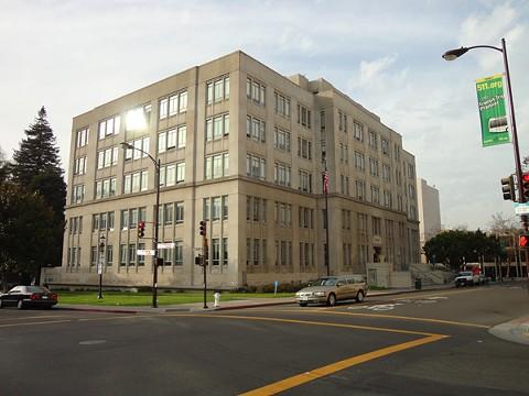 Berkeley City Hall. - FILE PHOTO