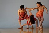 ROB BEST - Berkeley's ka.nei.see dance collective will grace the 2015 SF International Arts Festival.
