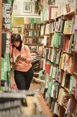 CHRIS DUFFEY - Best Bookstore: Walden Pond Books.