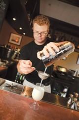 CHRIS DUFFEY - Best Pisco Sour: Sidebar.